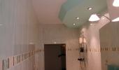 c) Baddecke nach der Renovierung