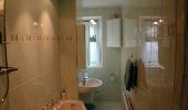 b) Kleines Bad nach der Renovierung