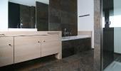 Badezimmer in Bauhaus-Villa