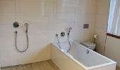 Bad mit offener Dusche -